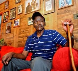 Bobby Ray Dixon of Hattiesburg: The 53-year-old man, who spent 32 years behind bars and is suffering from cancer, said he is glad to be home. He plans to attend a Thursday hearing and hopes to have his name cleared of a crime of which he says he is innocent. (George Clark/Hattiesburg American)