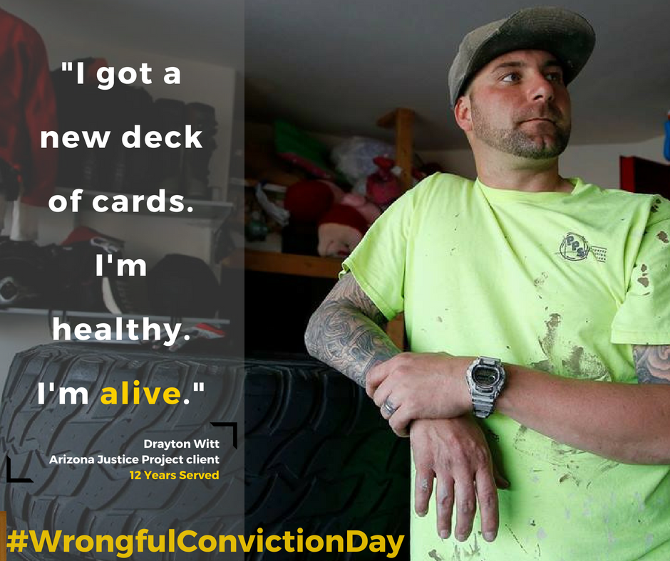 2018 Wrongful Conviction Day