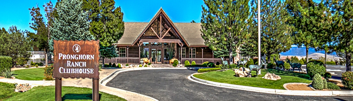 Pronghorn Ranch Clubhouse