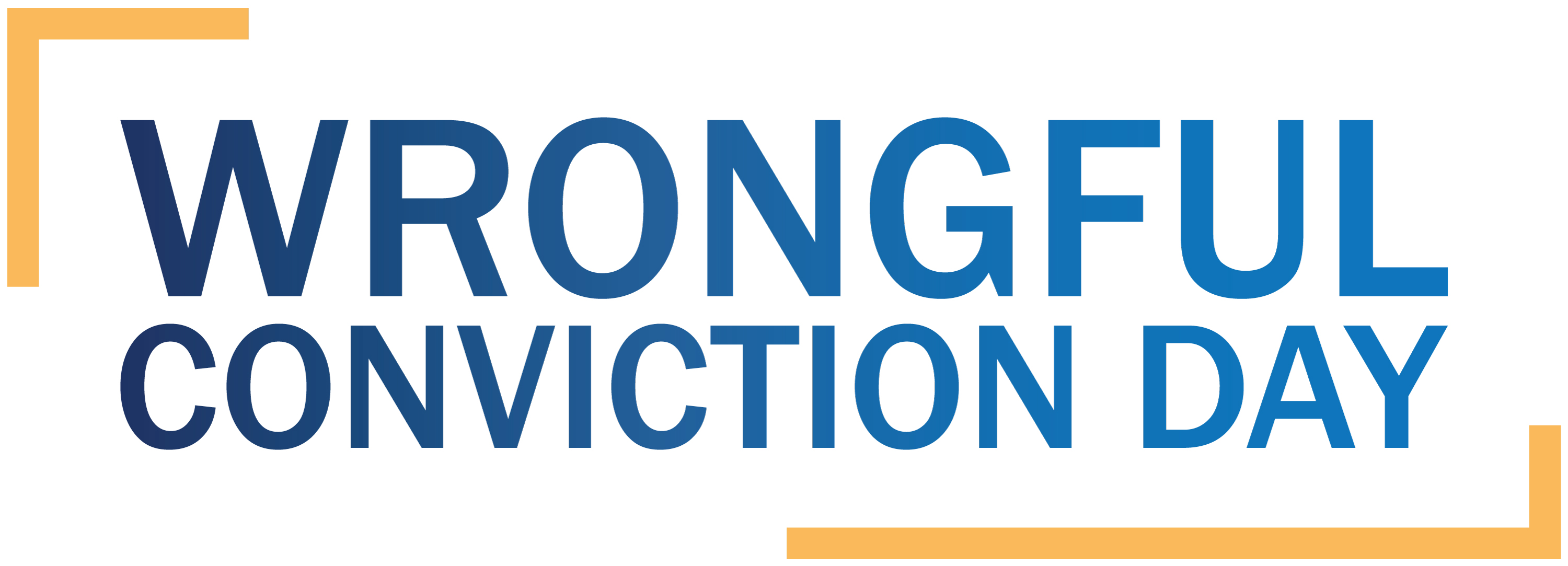 Wrongful Conviction Day Logo