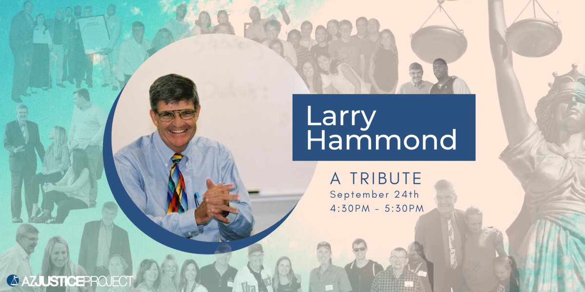 Larry's Legacy: A Tribute to Larry Hammond